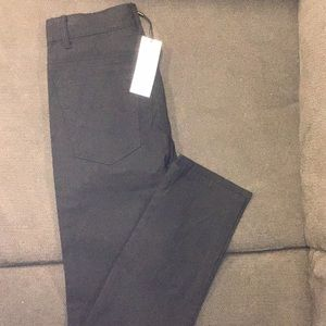NWT Helmut Lang black jeans